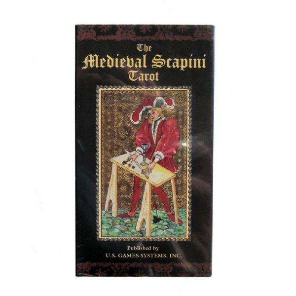 The Medieval Scapini Tarot